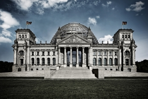Reichstag by day